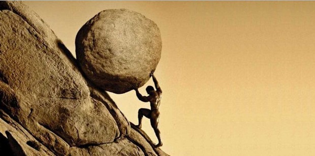 What we can learn from Sisyphus and his rock - Noteworthy - The ...